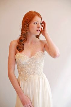 e750b0aab55 Leanne Marshall Bridal Isabella Gown - Available at Love and Lace Bridal  Salon Irvine