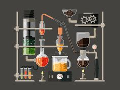 Do You Even Science? by Jordan Wilson #Design Popular #Dribbble #shots