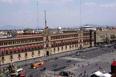 Palacio Nacional by Shernandezg