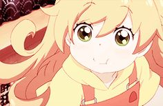 Anime Girl Cute, Anime Girls, Sweetness And Lightning, Amaama To Inazuma, Gifs, Manga, Seasons, Cartoon, Lighting