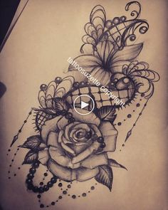 "Search result for ""lace tattoo"" tattoo - tattoo quotes - tattoo fonts - watercolor tattooS Lace Tattoo Design, Sketch Tattoo Design, Flower Tattoo Designs, Tattoo Designs For Women, Tattoo Sketches, Tattoos For Women, Cool Tattoos For Girls, Design Tattoos, Lace Flower Tattoos"
