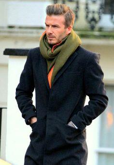 David Beckham... Have Mercy...