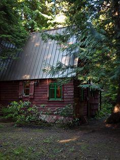 Forest Cabin, Mt. Hood, Oregon