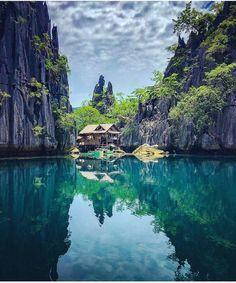 Twin Lagoon..Coron..Palawan...