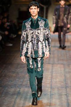 Dolce and Gabbana F/W 2014