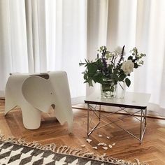 Eames Occasional Table LTR Bord   Olsson & Gerthel