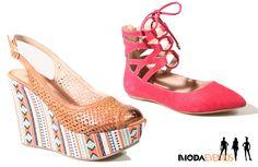Sapatos Moda 2015: Tendências de Calçados para o Verão