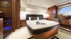 Prestige 500 Flybridge Yacht Master Stateroom