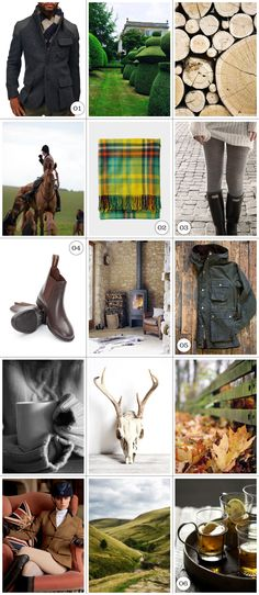STYLEJUICER | ENGLISH COUNTRY LIVING MOODBOARD