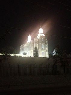 Logan Utah LDS Temple....a lot of my Ancestors were married here in the 1800's.