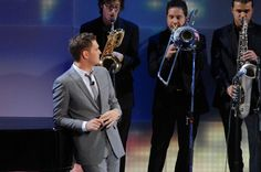 Michael Buble Photos: Michael Buble Performs