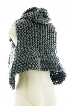PDF Knitting Pattern  Foliage  Chunky knit vest pattern от MFTI