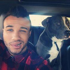 Dalton Jackson™ Tampa Fl☀️'s Instagram photos Dalton Jackson, Jackson Instagram, Man And Dog, Hot Guys, Pitbulls, Best Friends, Profile, Babies, Type