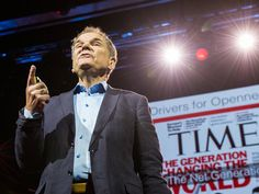 Don Tapscott: Four principles for the open world | Video on TED.com