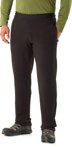 "REI Polartec 100 Teton Fleece Pants - Men's 30"" Inseam - Free Shipping at REI.com"
