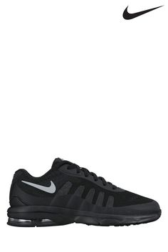 32ac5ade80eec Boys Nike Air Max Invigor Junior - Grey