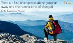Travel with us! tricktab.com #travel #quotes