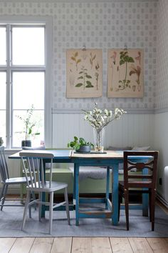 Kitchen Decor Ideas Apartment is entirely important for your home. Whether you pick the Paint Ideas For Kitchen Walls or Decorating Ideas For The Kitchen Walls, you will create the best Ideas To Decorate Kitchen Walls for your own life. Country Interior, Kitchen Interior, Kitchen Decor, Kitchen Walls, Swedish Interiors, Scandinavian Interior, Living Furniture, Furniture Plans, Kids Furniture