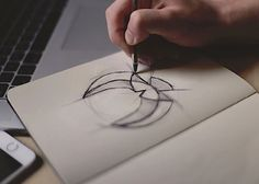 Amazing animals logos and the design process | ik ben ijsthee blog