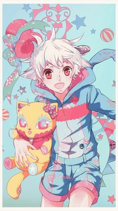Nai is so cute!!! Could he become my brother? Ok bye to my younger brother...Hello Nai!!