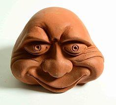 Pomme de terre-visage smily, dimensions :  13 x 17 x 12 cm-terre cuite E+N Deko http://www.amazon.fr/dp/B00W3S29VA/ref=cm_sw_r_pi_dp_Jwv7wb1BXKH46