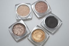 L'oreal Infallible Eyeshadow - These are amazing - by far the best drugstore eye shadows I have tried! Highly pigmented and long-lasting. Definitely worth trying!