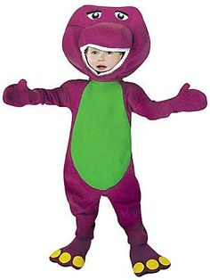 barney Barney Costume, Baby Costumes, Halloween Costumes, Plagiocephaly Helmets, Toddler Boys, Baby Kids, Making Out, Kids Outfits, Hilarious