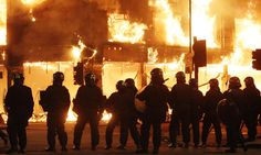 Five years after the riots, tension in Tottenham has not gone away