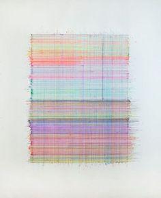 topcat77:  Joan Salo  pen drawing  #art #abstract #minimal #geometric