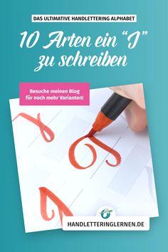 Hand Lettering Alphabet, Cursive Letters, Doodle Lettering, Graffiti Lettering, Calligraphy Letters, Brush Lettering, Calligraphy Worksheet, Brush Pen Calligraphy, Calligraphy Tutorial