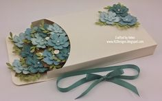 """Best 12 Something that has been on my """"to do"""" list for a while is a double cascade card, where you basically have two interlocking angled """"z"""" fold c… Z Cards, Cards Diy, Greeting Cards, Cascading Card, Waterfall Cards, Swing Card, Wedding Cards Handmade, Pop Up Box Cards, Shaped Cards"""