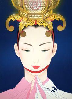 Tsuruta Ichiro (鶴田一郎) 1954-, Japanese Artist