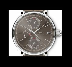 Watches and Wonders 2015 IWC Schaffhausen - nouveaux chronographes