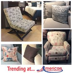 Berwyn View Medallion Accent Chair II 898C | The New Place | Pinterest |  Fabric Chairs, Living Room Chairs And Dining Furniture