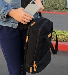 477932205580 This Everyday Laptop Backpack is Anti Theft