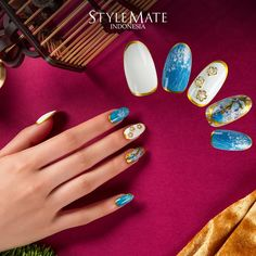You can do anything with Stylemate mobile nail printer and nail art with us. Get your Inquiry now sista! Inquiry: info Call/WA: www. Nail Art Printer, New Advertisement, Mobile Nails, You Can Do Anything, Manado, Bogor, Surabaya, Jakarta, Bali