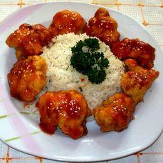 Szezámmagos-mázas csirkefalatkák Recept képpel - Mindmegette.hu - Receptek Hungarian Recipes, Hungarian Food, Asian Recipes, Ethnic Recipes, Tandoori Chicken, Lunch, Dinner, Cooking, Xmas