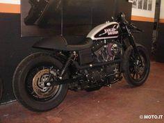 Harley Dyna cafe dx