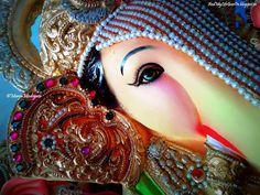 Welcoming Lord Ganesha!