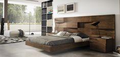 Bed Frame Design, Bedroom Furniture Design, Master Bedroom Design, Modern Bedroom, Bedroom Decor, Master Room, Master Bedroom Makeover, Double Bed Designs, Bedroom Wardrobe