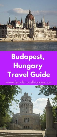 If you're planning a trip to Budapest, Hungary, you'll want to check out this Budapest Travel Guide. We share tips on where to eat in Budapest, things to see in Budapest, things do in Budapest, Hungarian phrases to know in Budapest and much more. Make sure you save this Budapest travel guide to your travel board so you can find it.