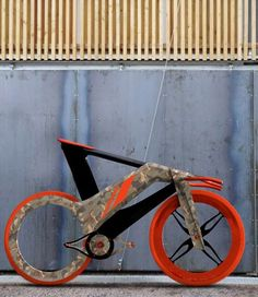 stealth bike? wow! looks cool...