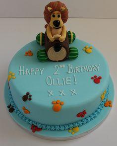 raa raa lion cake - Google Search Lion Birthday, 2nd Birthday, Birthday Ideas, Lion Cakes, Jungle Cake, Birthday Cakes, Cake Ideas, Second Anniversary, Anniversary Ideas
