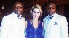 Spoiler: Behind-the-scenes at The Originals 1920s party!