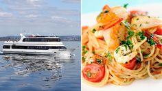 Two Lakes Lunch (South Lake Union) @ Waterways Cruises Yacht at South Lake Union Park (Seattle, WA)