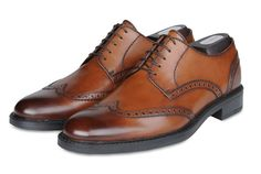 The perfect classic shoe that looks great with almost anything - Burnished Wingtip Shoes by Ermengildo Zegna - Esquire