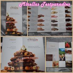 Die FrischSchoggi von Läderach Chocolatier Suisse.