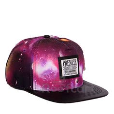 PREMIER STUDDED SNAPBACK . Official on-field cap of major league baseball. Revolutionary Wicking along with Superior Drying Technology. Shrink Resistant. Galaxy design cap makes is more stylist. Very comfortable to wear with adjustable strap at the back. Hard and Sturdy Brim. The PINK Coloured Cap and Black Brim along with simple black Letters make an extraordinary colour combination. http://roofcart.com/snapback/premier-pink-galaxy-snapback Keep Following #roofcart