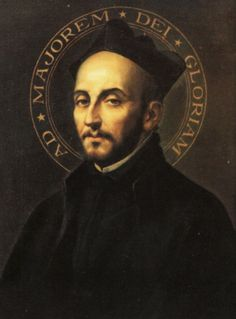 Saint Ignatius of Loyola - For the Greater Glory of God