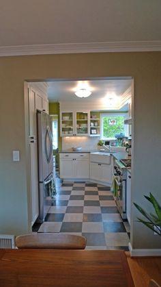 marmoleum click (lino) | Kitchen | Pinterest | Kitchen ...